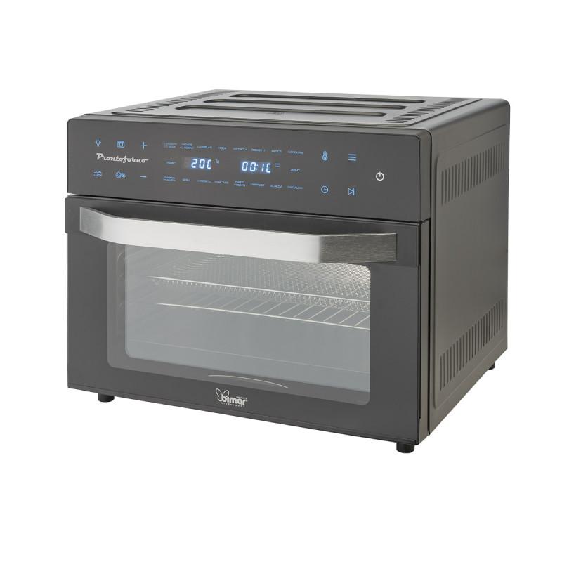 Forno elettronico ventilato 30 Litri Inox