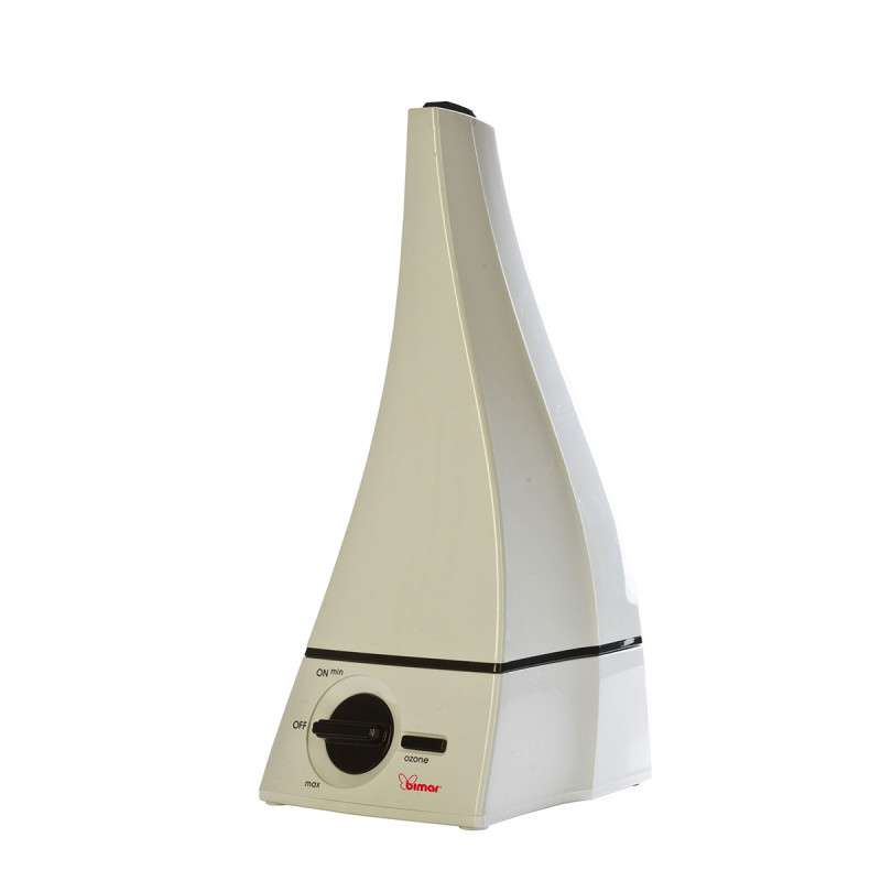 Humidifier with ozonation and fragrance