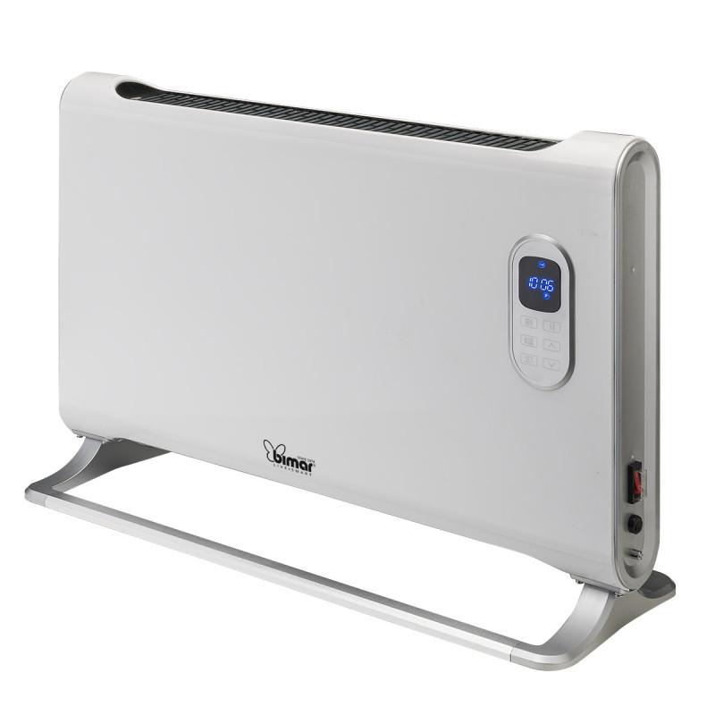 Termoconvettore da appoggio o a parete Wi-Fi