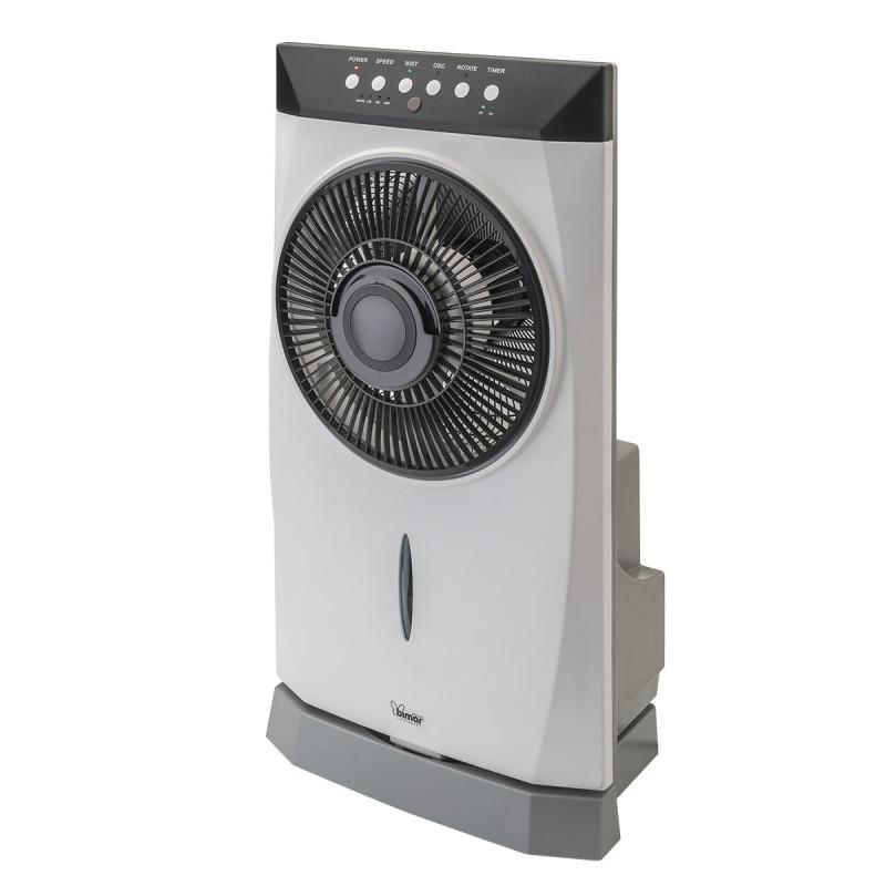 Ventilatore 30 cm elettronico nebulizzante con...